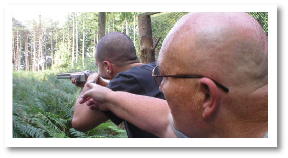 Essential Basic Training Clay Pigeon Shooting Gift Voucher