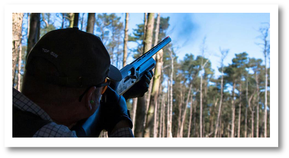 Cash Value Clay Pigeon Shooting Gift Vouchers