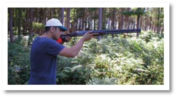 Compack Sporting and Essential Basic Training Clay Pigeon Shooting Gift Voucher