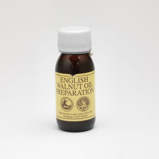 English Walnut Oil Preparation