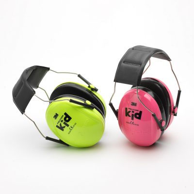 Kids Peltor Ear Muffs