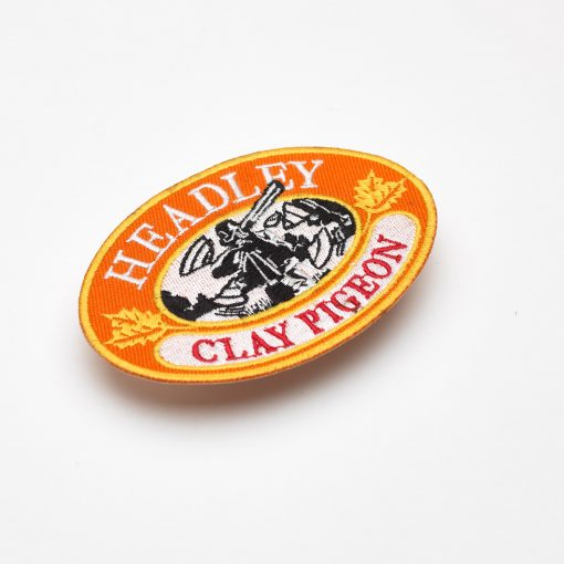 Headley Clay Pigeon Shooting Badge